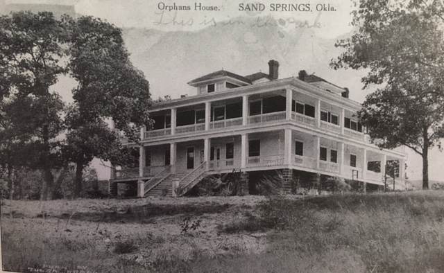 Sand Springs Home