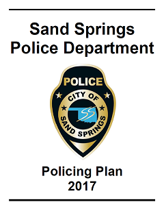 Policing Plan Cover